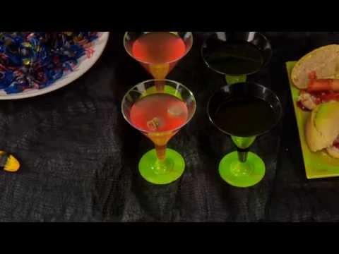 Recette cocktail halloween thème zombie