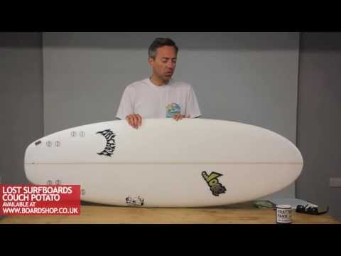 Lost Couch Potato surfboard review