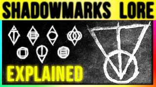 Skyrim Lore: 9 SECRET Hidden SHADOWMARKS Explained (Chest Loot Locations Special Edition Thief Guide