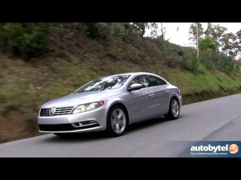2013 Volkswagen CC: Video Road Test and Review