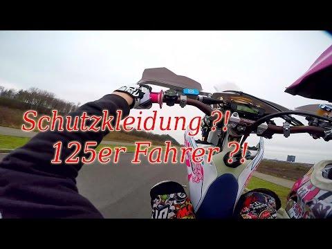 Schutzkleidung und 125er Fahrer REALTALK - Motovlog #3