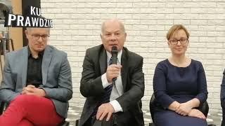 Obecna reforma sądownictwa to w istocie czystki kadrowe ministra Ziobry – Sędzia Maciej Wasilewski