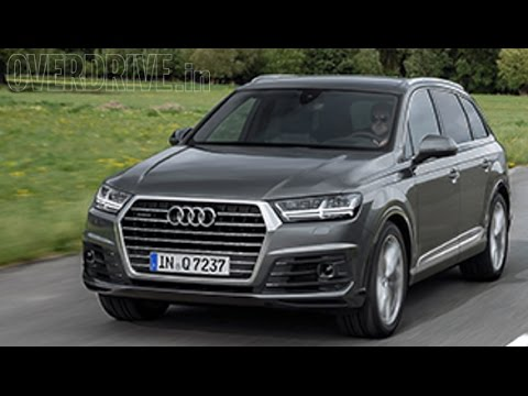 2015 Audi Q7 - First Drive Review