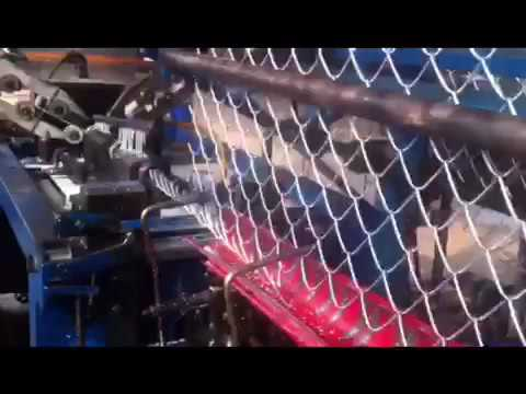 MS Chain Link Fencing Machine