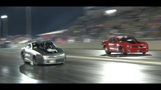 STREET OUTLAWS FIREBALL CAMARO vs. STEVIE FAST JACKSON!!