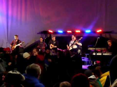 Johnny Cajun Winnipeg Festival du Voyageur 2009