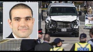 BREAKING Alek Minassian Canada Toronto Plowed Crowd Charged 10 counts Murder April 24 2018 News