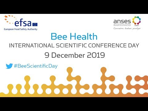 International ANSES-EFSA Scientific Conference Day on Bee Health