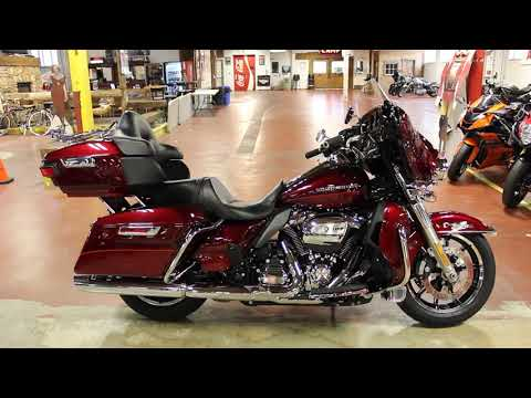 2017 Harley-Davidson Ultra Limited Low in New London, Connecticut - Video 1