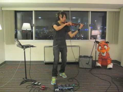MGMT - Kids (Electric Violin Cover) | Youtube Search RU