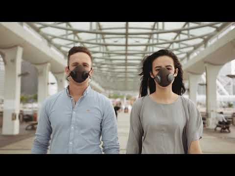 purME – A Gas Mask You Can Wear Everyday-GadgetAny