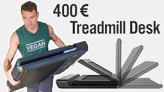 Klappbarer Treadmill Desk