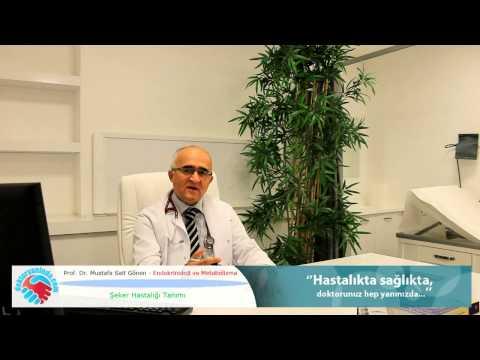 Şeker Hastalığı Çeşitleri ve Tedavisi / Prof. Dr. Sait Gönen