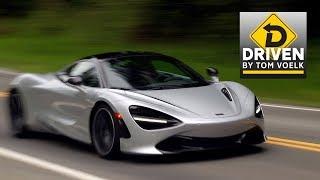Driven- 2018 McLaren 720S