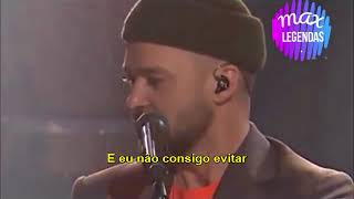 Justin Timberlake & Chris Stapleton   Say Something (Tradução) (Legendado)