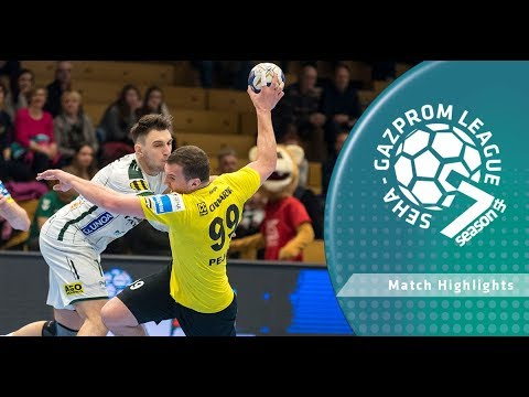 Match highlights: Gorenje Velenje vs Tatran Presov