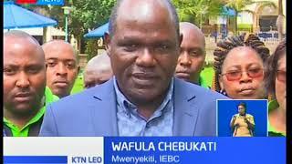 Maafisa wa IEBC kuzuru kaunti zote humu nchini kabla ya shughuli ya kuwahesabu wananchi kufanyika