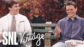 Dr. Matt Damon Confronts Matt Damon - SNL