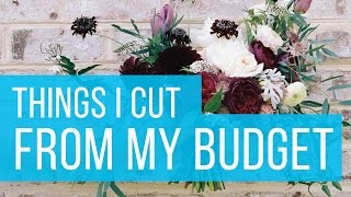 11 Things I Cut from My Budget And Don