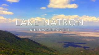 Just Look Amazing Views of Lake Natron!