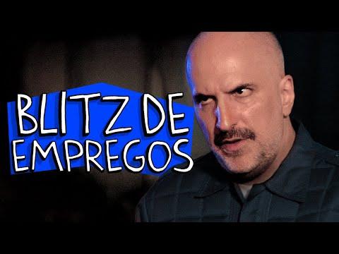 BLITZ DE EMPREGOS