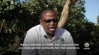 CMMB International Volunteers