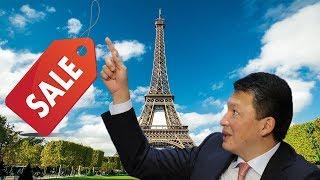 За парижскую квартиру 125 миллионов, почему сразу не миллиард? / БАСЕ
