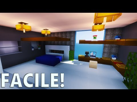TUTO PASSAGE SECRET ULTRA FACILE ! | Minecraft |
