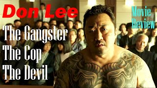 DON LEE - Ma Dong Seok's Gangster Movie watch before Marvel's Eternals ㅣKorean Movie Review