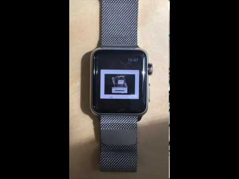 Here's An Apple Watch Running A Version Of Mac OS Over 20 Years Old