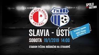 ZÁZNAM | SK Slavia Praha - FK Ústí nad  Labem 8:0