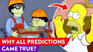 20 Times Simpsons Predicted the Future |⭐ OSSA Reviews