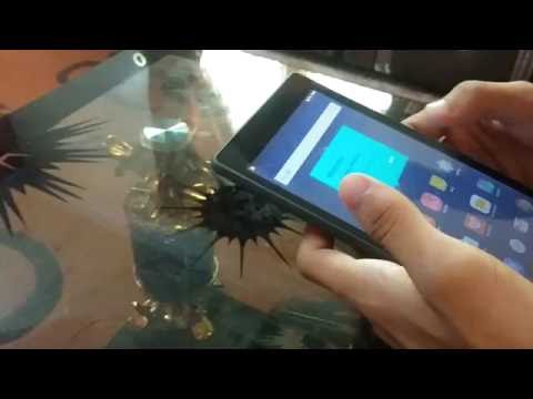 Alcatel pixi 4 wifi Tablet PC Unboxing