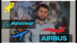 Boeing Stock [$BA] Vs. Airbus Stock [$AIR]   Battle Of The Skies [Stock Market Show Down]