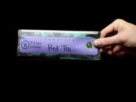 Tangiers Red Tea F-Line