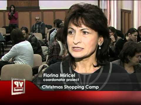 Christmas Shopping Camp