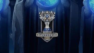 Mundial 2018 - Semifinais - Dia 2