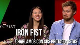 Iron Fist, así son los protagonistas de la serie de Netflix