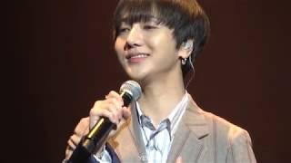 [Fancam/4K] 190314+0307 예성(Yesung) Y's Story - 달의 노래(My Dear)