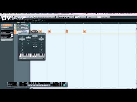 7 Features of Cubase 7: Chord Track (Part 5)