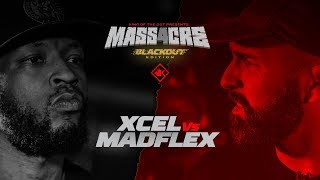 KOTD - Xcel vs Madflex | #MASS4