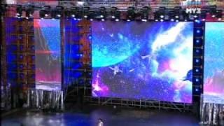"""Дмитрий Колдун, Дмитрий Колдун - Этот большой мир( """"Россия молодая"""")"""