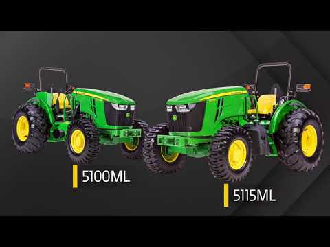 2019 John Deere 5125ML in Terre Haute, Indiana - Video 1