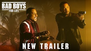 BAD BOYS FOR LIFE - Official Trailer #2 (HD) - YouTube