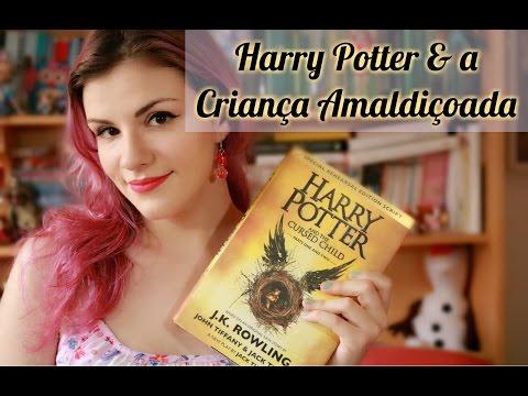 Papo de Estante: Harry Potter e a Criança Amaldiçoada ??? Resenha SEM SPOILERS | Mari Santarem
