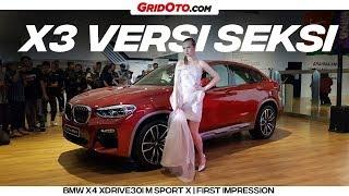 Resmi Meluncur, Ini Perbedaan antara BMW X4 dengan X3