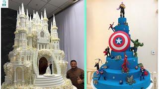 ऐसे अनोखे Cakes जिन्हें देखने के लिए नसीब लगता है | Most Talented Cake Artists In The World