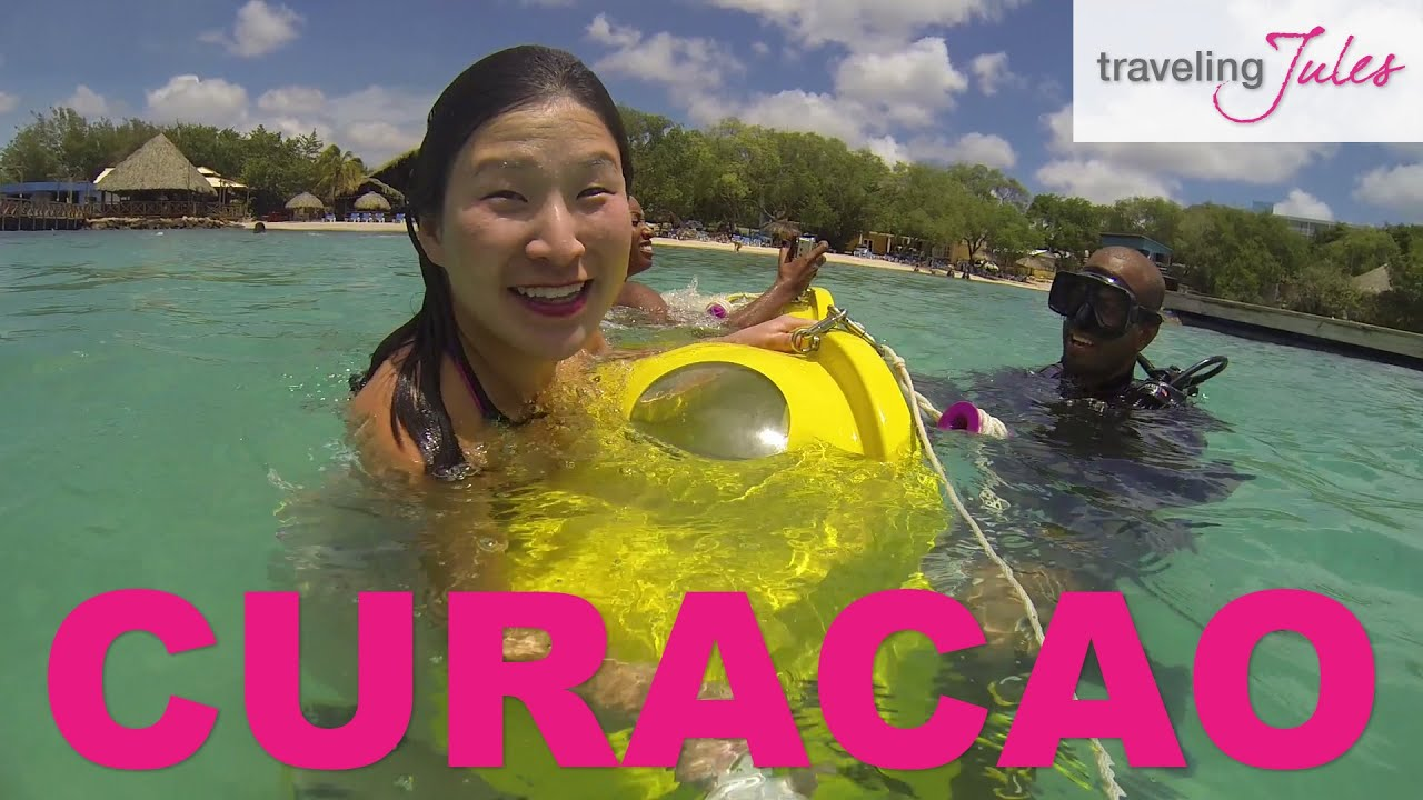 Adventures in Curacao with TravelingJules