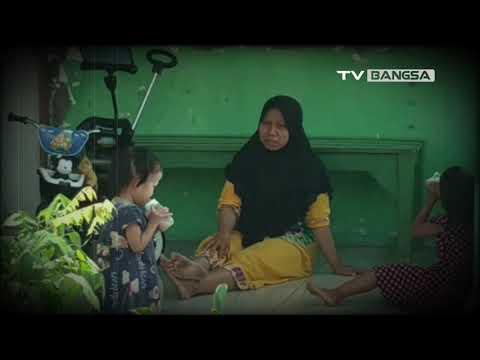 Pelaku Jambret Kalung Balita di Pasuruan Terekam CCTV