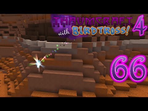 The wand - Void Aspected Primal Staff | Thaumcraft Bugs | Dr
